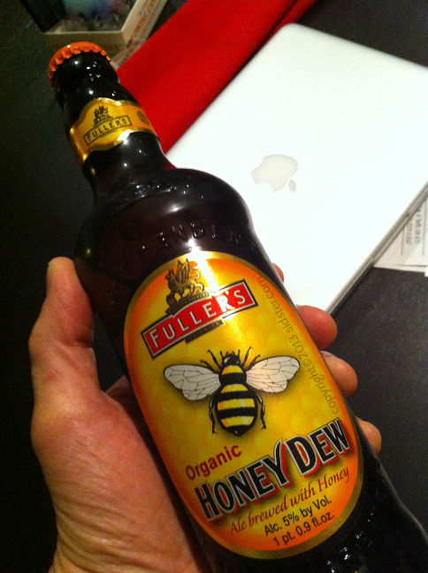 Fuller's Organic Honey Dew Ale